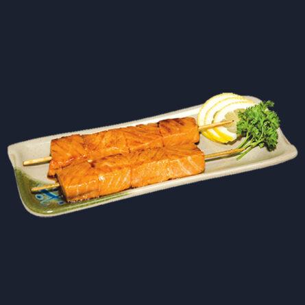 Шашлыки из лосося 150 гр